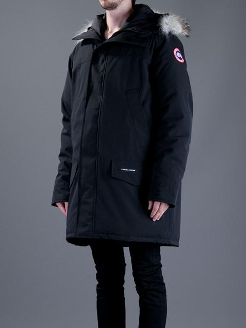 Canada goose 'Langford' Parka in Black for Men